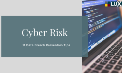Data Risk Prevention Tips