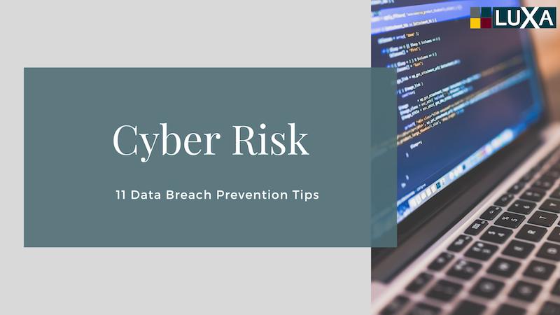Data Risk Prevention Tips
