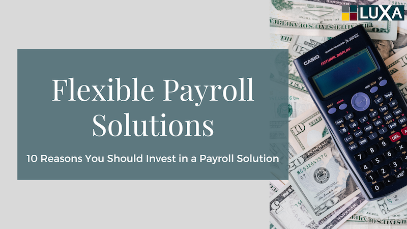 Outsource Payroll Administration