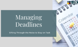 Tips for Deadline Management