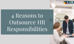 Reasons to Outsource HR