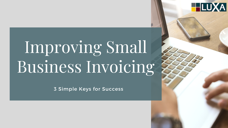 Improving Business Invoicing